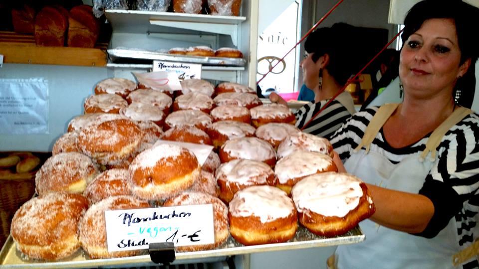 KULT!Faschingspfannkuchen der BäckereiRoth