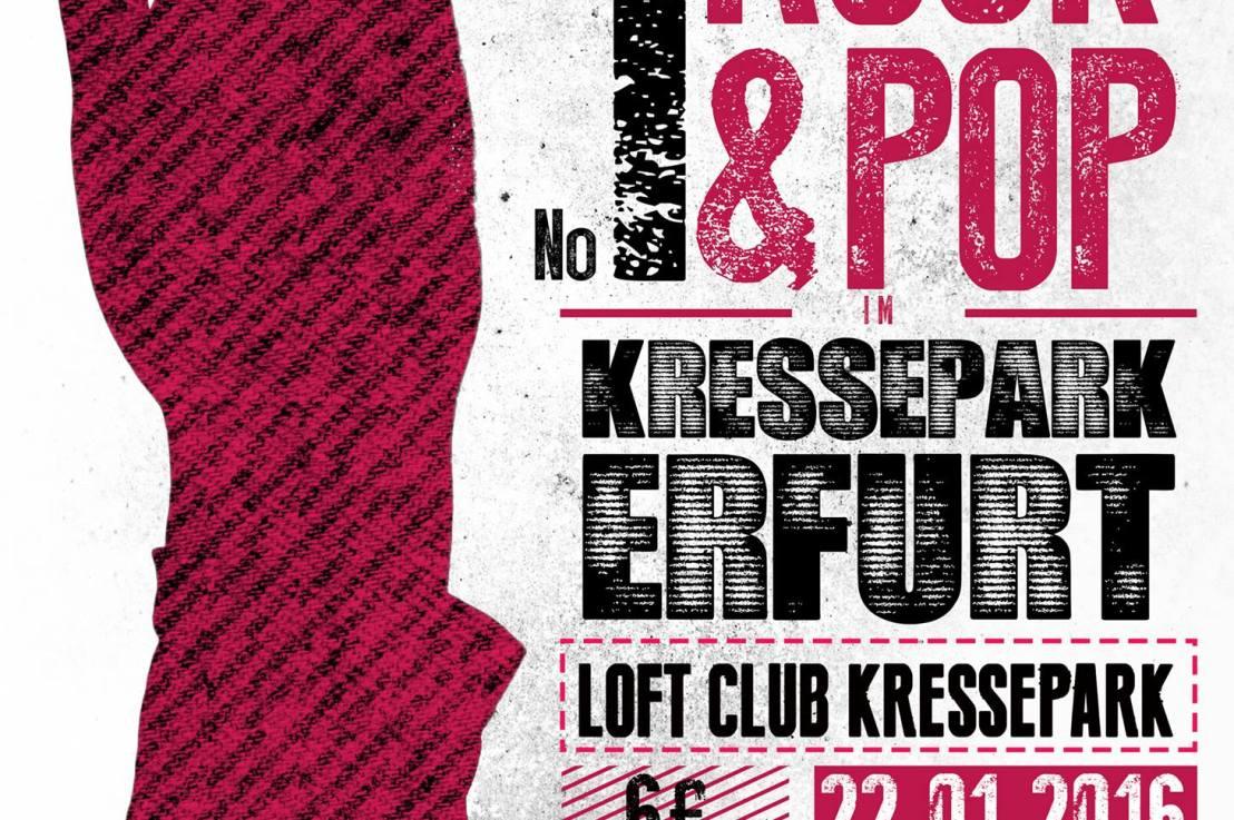 2. Rock & Pop Nacht imKressepark