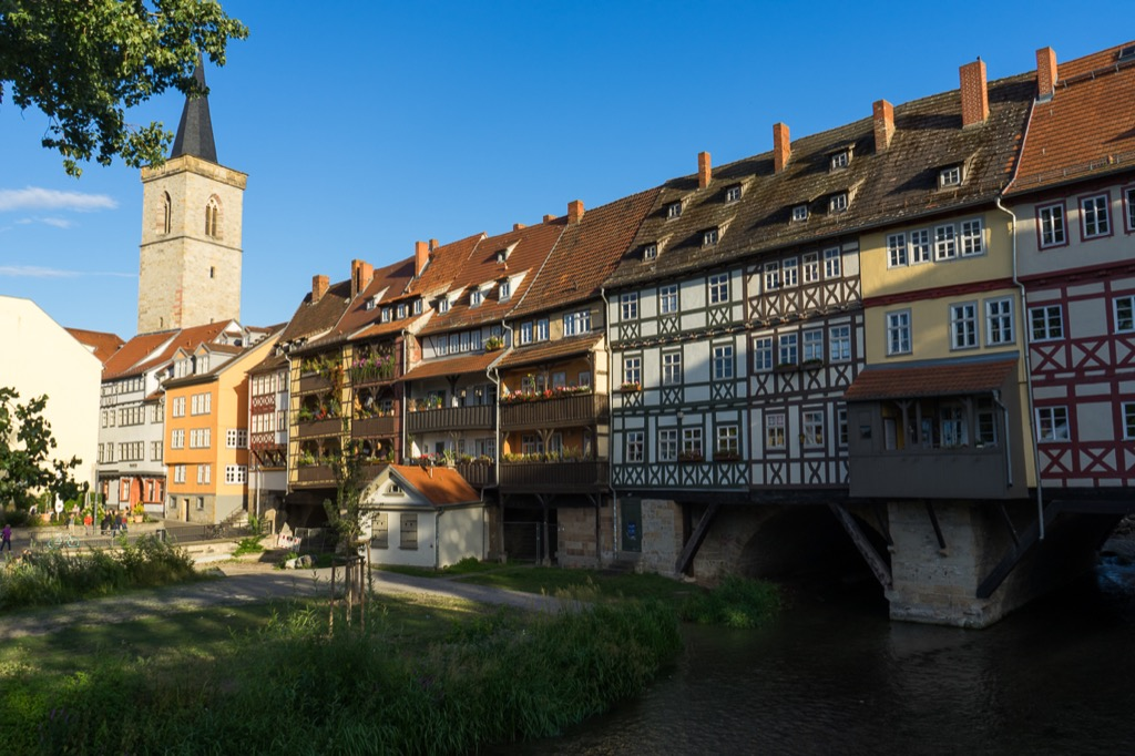 22 places kraemerbruecke-erfurt